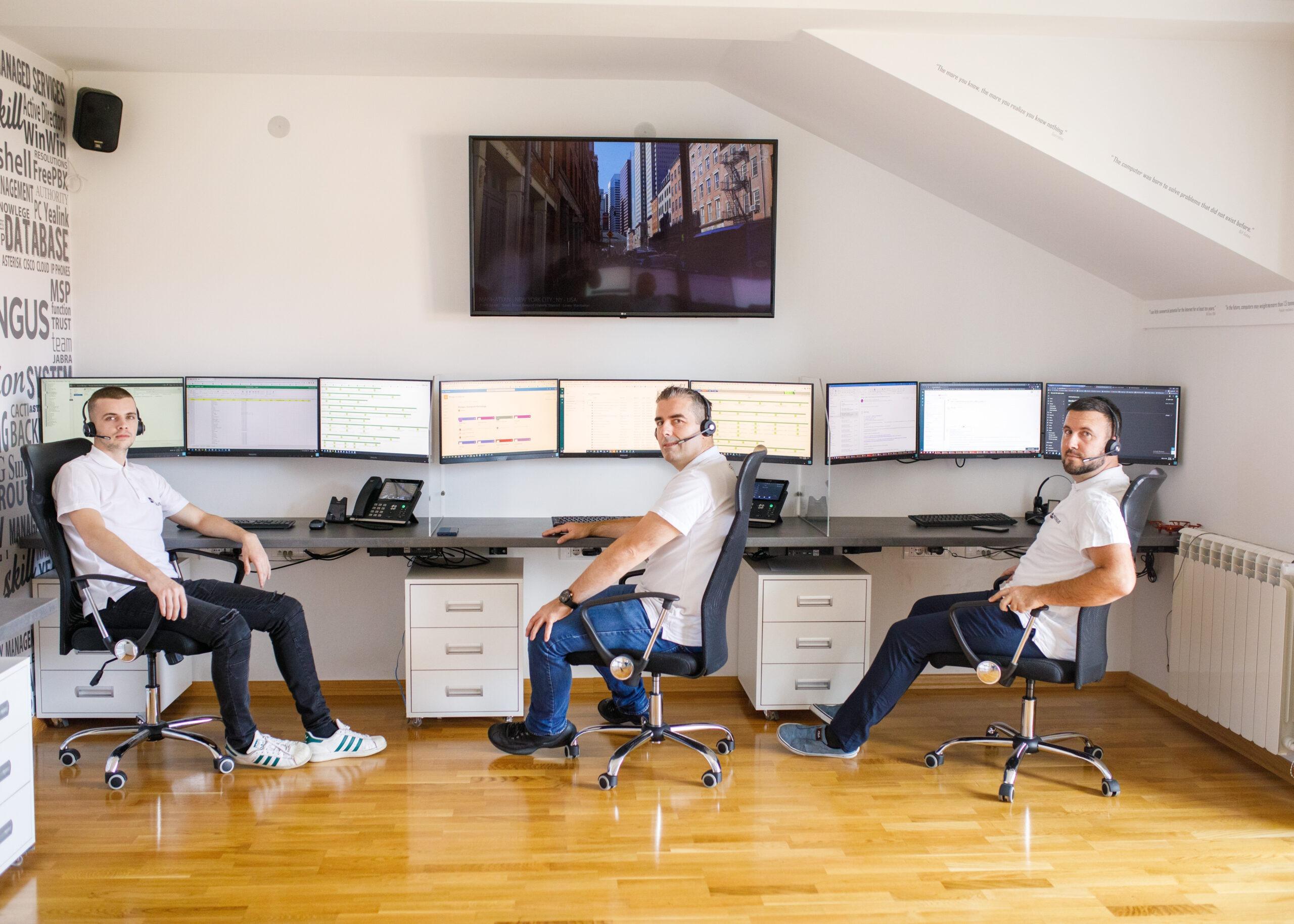 Brongus IT Team