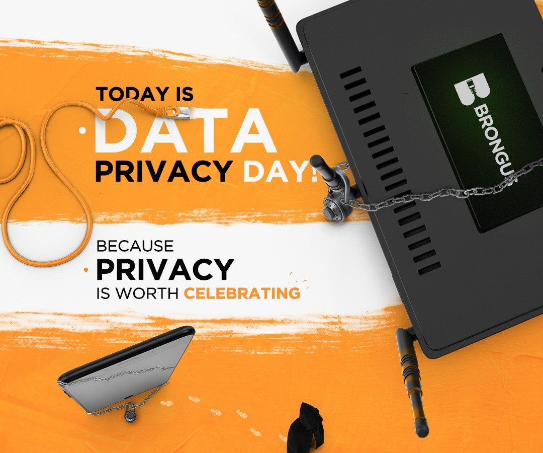 Brongus data privacy