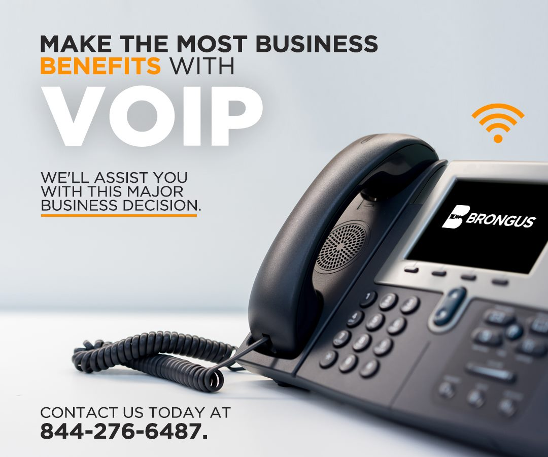 Brongus VOIP