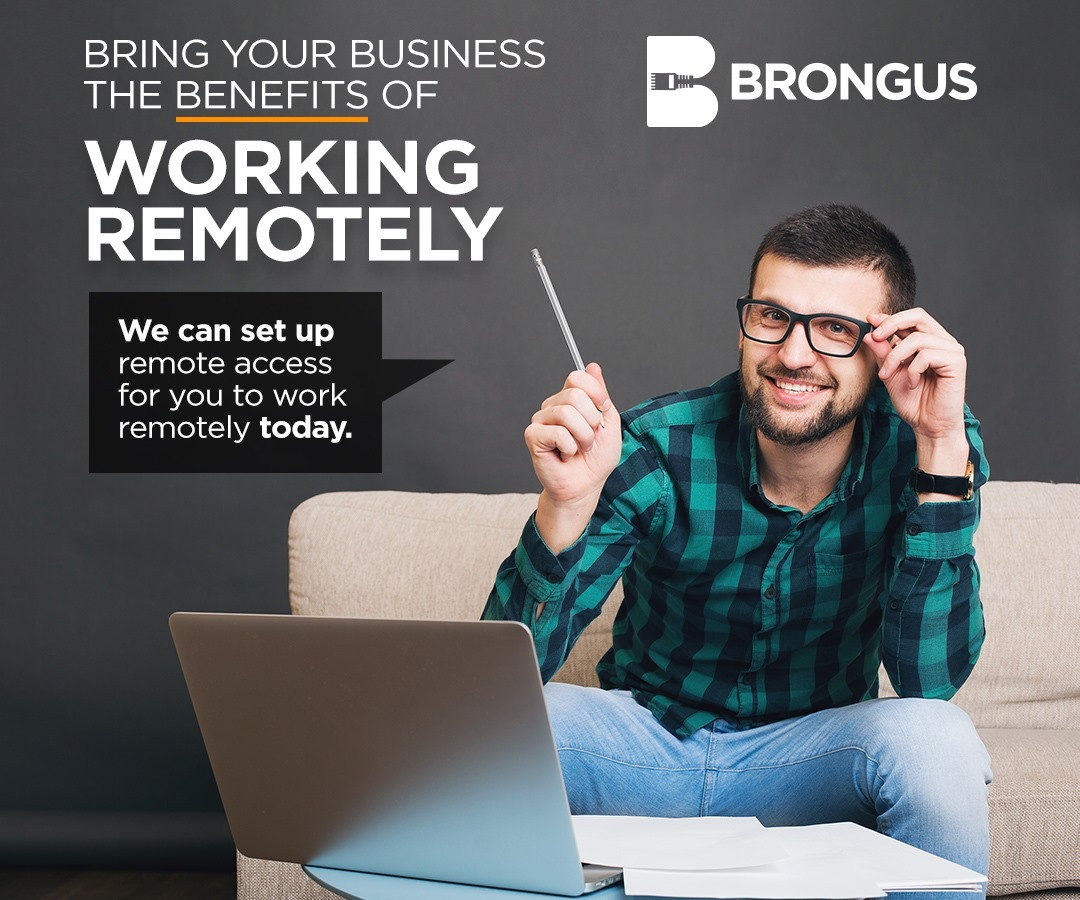 Brongus remote access