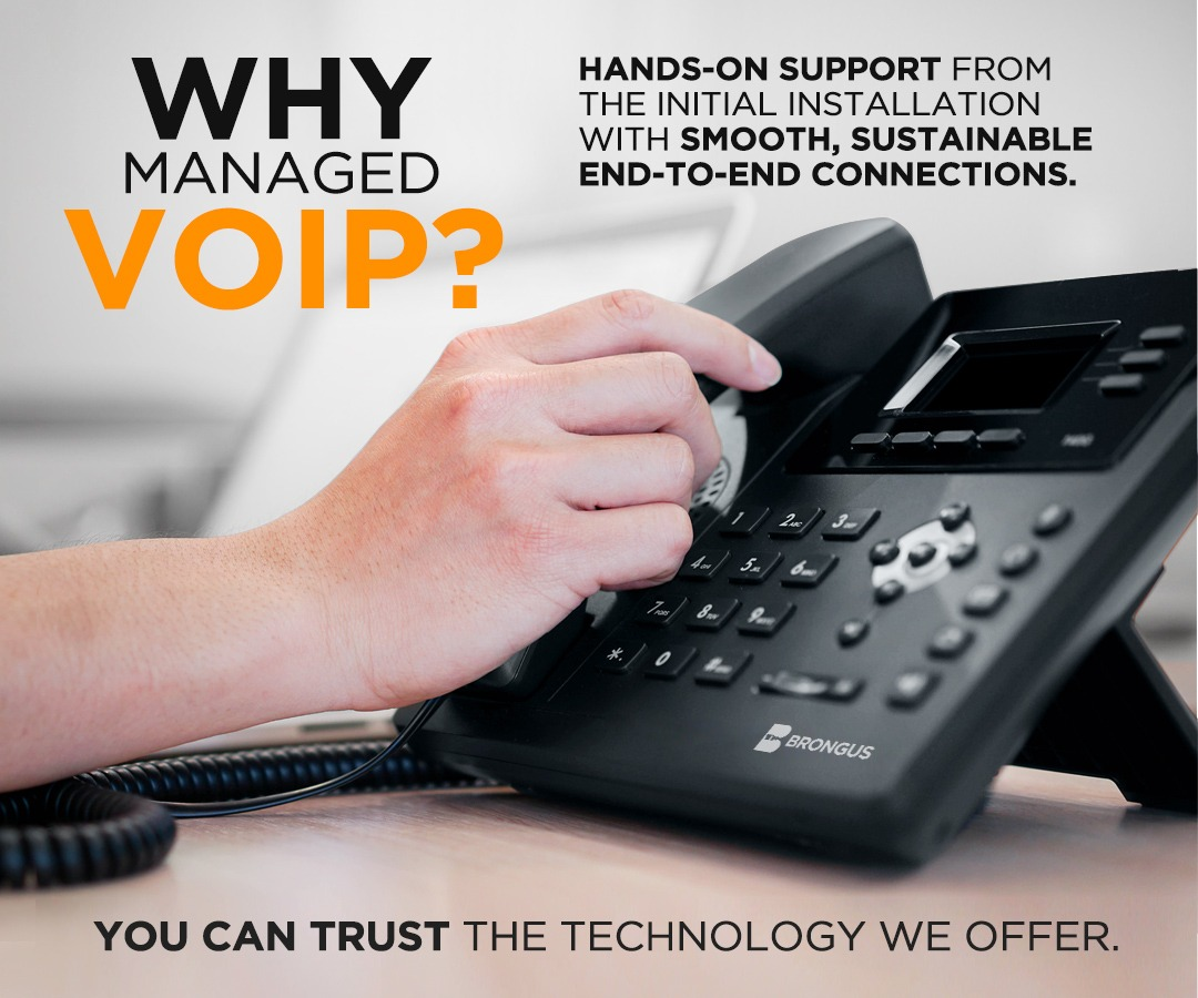 Brongus Managed VOIP Services