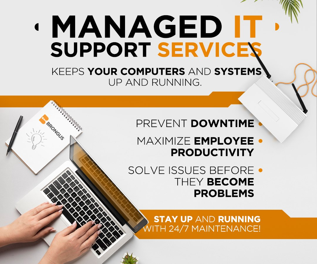 Brongus Managed IT Services